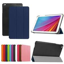 "Slim Leather Case Stand Cover For 9.6"" Huawei Mediapad T1 10 T1-A21w Tablet New"