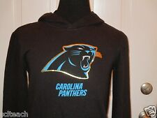 Brand New Youth Sizes Black w/Gold Carolina Panthers Hoodie Hooded Sweatshirt