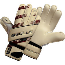 SELLS AXIS 360 EXCEL 4 GUARD JUNIOR  Goalkeeper Gloves Size