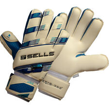 SELLS AXIS 360 PRO AQUA JUNIOR Goalkeeper Gloves Size