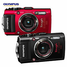 Olympus Stylus TOUGH TG-4 16mp Digital Camera Dust Freeze Shock + Waterproof