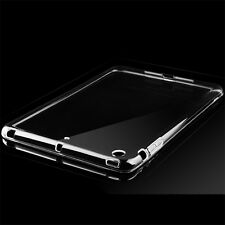 Ultra Thin Transparent Soft TPU Silicone Case Cover For iPad & Samsung Tablets