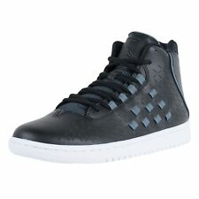 NIKE AIR JORDAN ILLUSION BASKETBALL SNEAKERS BLACK BLUE GRAPHITE 705141 002