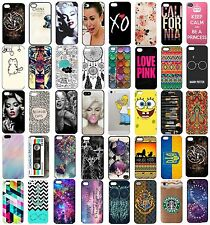 Fashion Painted Various Pattern Phone Hard Back Skin Case Cover for iPhone Model