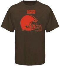 Cleveland Browns Majestic Skill In Motion Mens Brown Shirt Big & Tall sizes