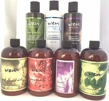 Wen Cleansing Conditioner 32oz (2x 16oz) -Choose any 2- sealed with Pumps