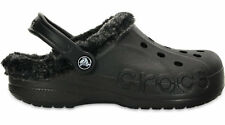 Mens/Womens Crocs Baya Heathered Lined (FUR) Unisex Clog