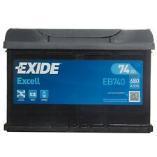 Duracell Advanced Car Battery 680CCA 12V 74Ah Type 096 Sealed OEM Replacement