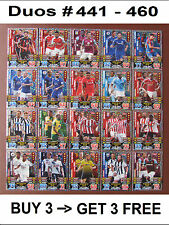 Match Attax 2015/2016 Duos Cards / Power Up Duos / Star Players 15/16 2015/16