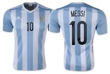 adidas Argentina Lionel MESSI 10 Official 2016 #10 Home Jersey Adult AC0326