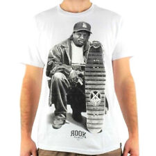 ROOK EAZY E SKATE TEE WHITE SKATEBOARD THRASHER COMPTON NWA IMPORTED FROM USA