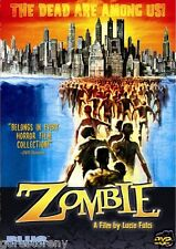 ZOMBIE aka Zombi 2 Movie Poster Horror Cult Dawn of the Dead Lucio Fulci
