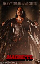 MACHETE Movie Poster Horror Grindhouse Danny Trejo