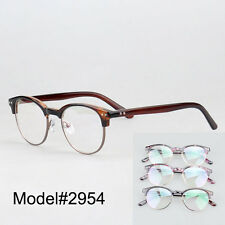 2954 full rim retro optical eyewear spectacles frames PC colorful eyeglasses