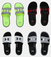 Under Armour UA Ignite IV Slides Sandals - Mens 8, 9, 10, 11, 12 Many Colors