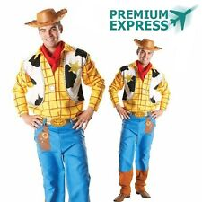 WOODY DISNEY TOY STORY Licensed Men's Costume