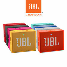 JBL GO by Harman Portable Wireless Bluetooth 4.1 Speaker For Mobile Devices