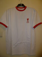 Bnwt Liverpool Retro Away 1973 Football Shirt SS Number 7 On The Back Of Shirt