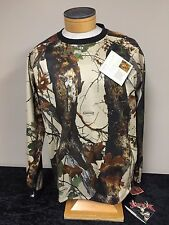 Scent-Lok Adult Men's Savanna Ext. Vertigo Tan Long Sleeve Pullover Mock T-shirt