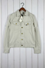 NEW Lee Denim Jacket Rider Sateen Ecru 100J 101J Westerner Replica S/M/L/XL/XXL