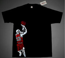New Fnly94 Fadeaway Jumper shirt match air jordan 72-10 xi 11 bred  M L XL 2X 3X