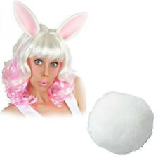 Bunny Ears Headband and Tail Play bunny Easter Theme Velcro Rabbit Alice