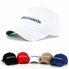 Unisex Baseball Cap New Bianca Chandon  Vintage Casual Curved Hats Men Women