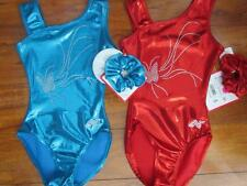 Alpha Factor 1ST Quality 2 Colors Leotard Butterfly Crystals Foil AXSM 0-2