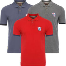 New Mens Tokyo Laundry Thompson Short Sleeve Collared Polo Shirt Top Size S-XXL