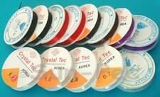5m Strong Silicone Elastic Stretchy Jewelry Beading Thread Cord 0.6-1.2mm