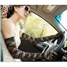 Fashion Women Ladies Long Lace Gloves Wedding Party Gloves Clothes Accessories