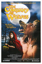 The Company of Wolves (1984) Movie Poster