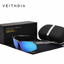 New HD Polarized Sunglasses Mens Outdoor Cool Driving Mirrored Sun Glasses 2016