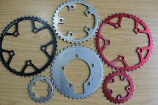 Middleburn Retro Chainrings  58 94 110 mm BCD PCD Chain Rings  Chainring Ring