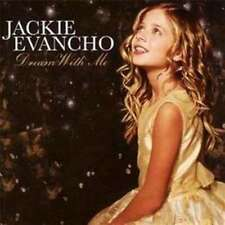 EVANCHO JACKIE DREAM WITH ME CD NEW