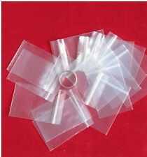3MIL Jewelry Resealable Plastic Seal Zip Lock Bags Clear Poly Ziplock Bag