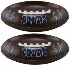 2 Indianapolis Colts NFL Licensed Soap Dishes