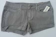 Womens AEROPOSTALE Colored Denim Jean Shorty Shorts size 5/6 NWT #0576