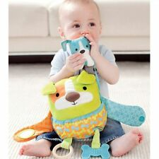 NEW Hug and Hide Baby Activity Cuddly Learning Toy  Newborn Boy Girl Shower Gift