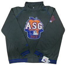 New York Mets MLB Majestic Mens 2013 All Star Game Track Jacket Big & Tall Sizes