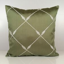 Lime Green Pillow, Throw Pillow Cover, Decorative Pillow Cover, Cushion Cover
