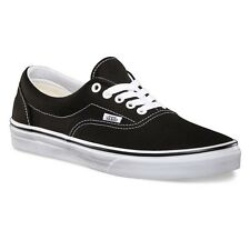 Vans Era Core Classic Black White Fashion Mens & Womens Shoes Size 3.5-13