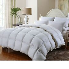 LUXURIOUS 1500TC Siberian Goose Down Comforter FULL QUEEN OR KING 750 FP, 50 OZ