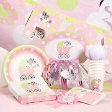Girl Baby Carriage Baby Shower Decorations