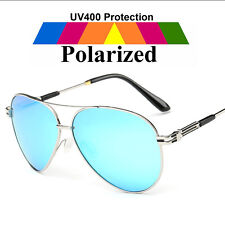 HD Polarized Sunglasses Classic Driving Fishing Mirrored Eyewear Shades -UV400