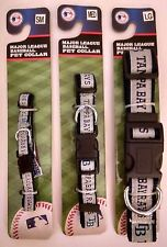 Tampa Bay Rays Officially Licensed MLB Dog Collar - 3 Sizes (S, M, L)
