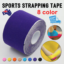 Athletic Trainer Muscle Support Sport Physio Strapping Kinesiology Tape 5mx5cm