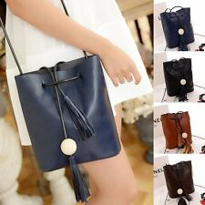 Women Fashion Handbag Shoulder Bag Leather Messenger Hobo Bag Satchel Purse Tote