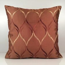 Cinnamon Copper Pillow, Throw Pillow Cover, Decorative Cover, Cushion Cover