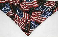 Dog Bandana Flags, Flags Dog over the collar Scarf